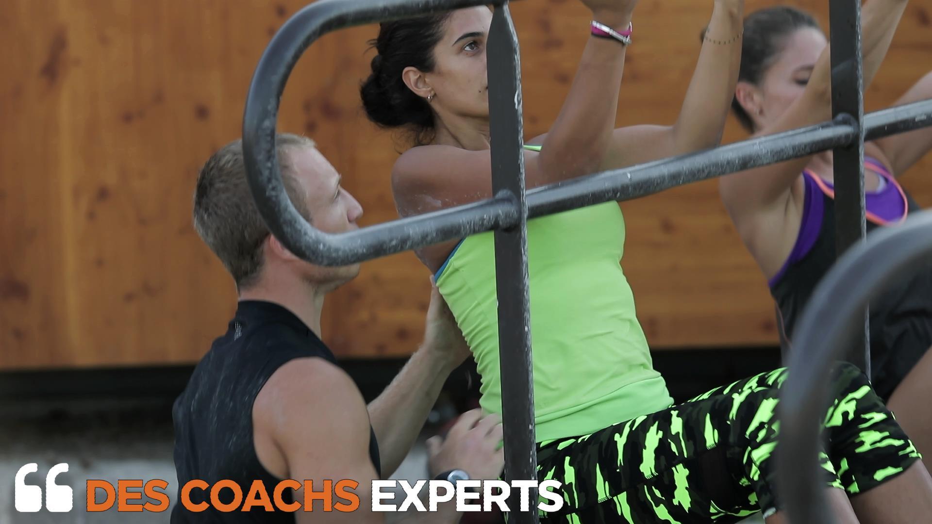 Image d'un coach sportifs expert d'optimal form à Marseille